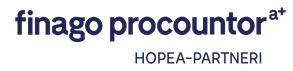 Finago procountor hopea-partneri -logo